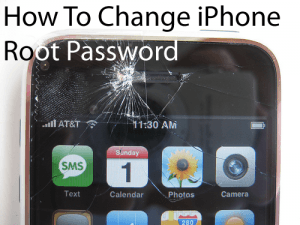 how to crack an iphone password เปล ยน root password iphone ป องก นการ iphone 18692