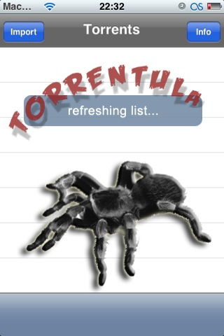 Torrentula v2. 0 released for iphone iclarified.