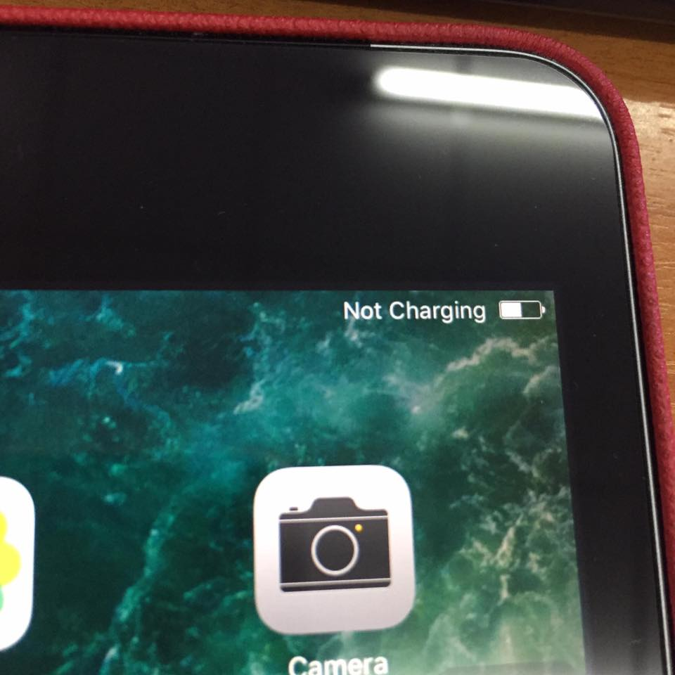 how to fix ipad not charging