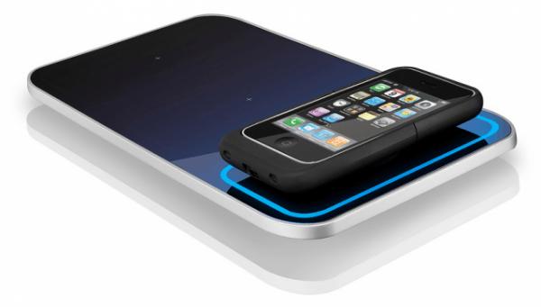 Apple ทดสอบระบบชาร์จไอโฟนแบบใหม่ที่จะออกในปี 2012?