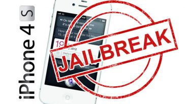 Jailbreak-iPhone4S