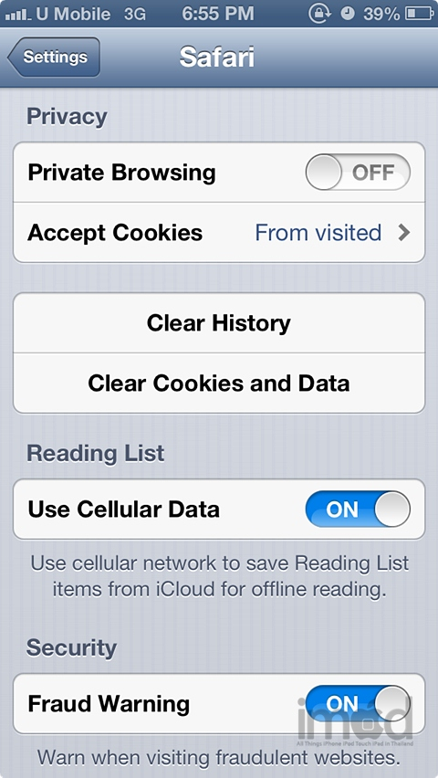 clear cookies on iphone ว ธ เคล ย cache history cookie ของ safari ใน iphone 3465
