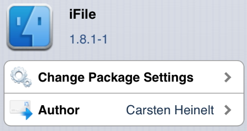ifile 1.8.1-1