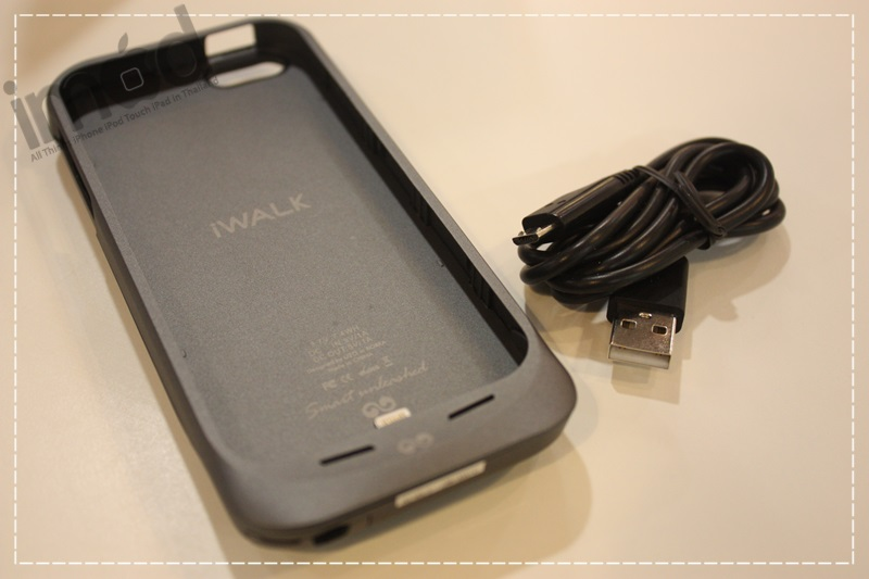 iWALK - Chameleon for iPhone 5 (5)