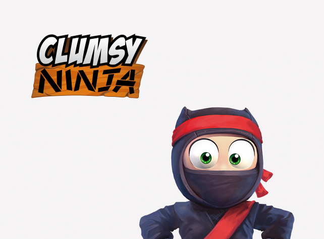 Clumsy Ninja ��� �� ��