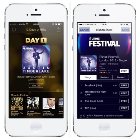iTunes Festival: London 2013 - Single
