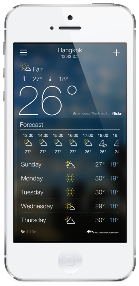 Weather Apps Free For Iphone