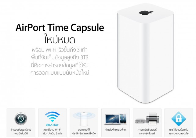 airport time capsule 5th gen