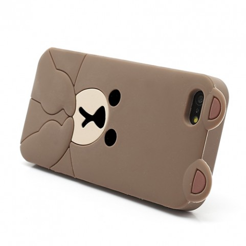 cute-line-brown-bear-iphone-5-case-4