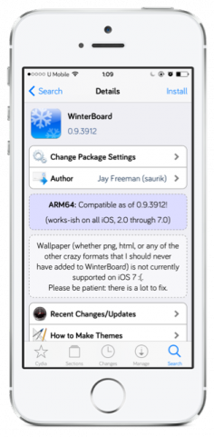 winterboard ios7 supported