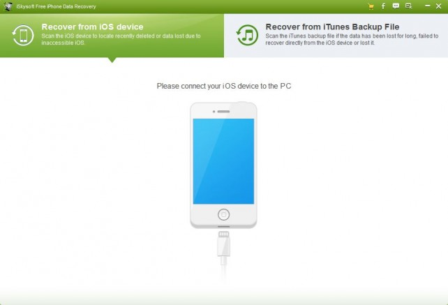 iSkysoft Free iPhone Data Recovery (3)
