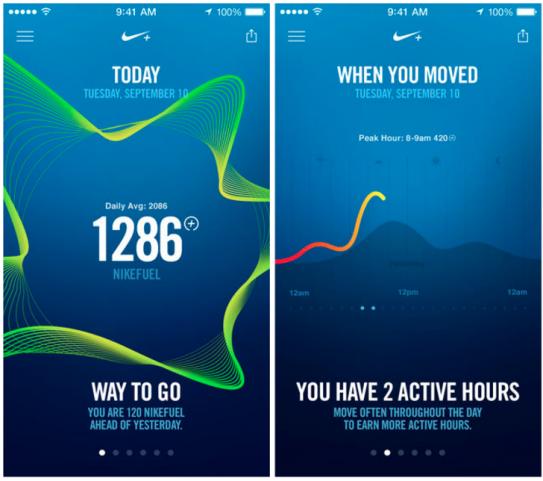 Nike+ Move (Free)