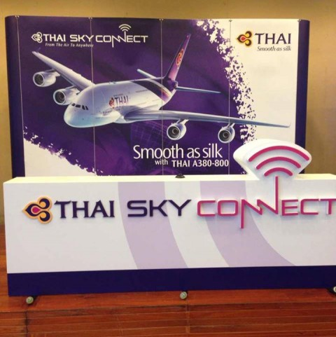 WiFi-Thai-Airway