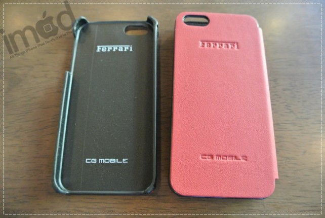CG Mobile - Ferrari iPhone5-5s Case.JPG (7)