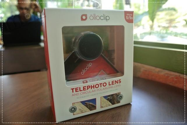 Olloclip - Telephoto Lens (1)
