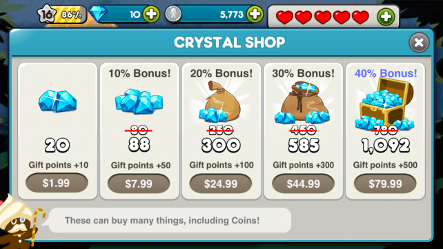 line-cookie-run-crystal-shop