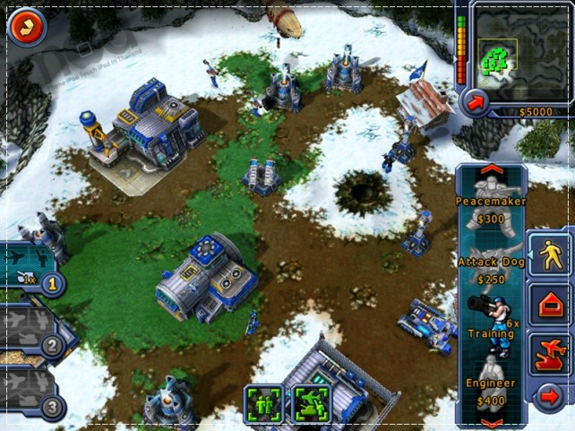 Review_COMMAND & CONQUER™ RED ALERT™ for iPad (4)