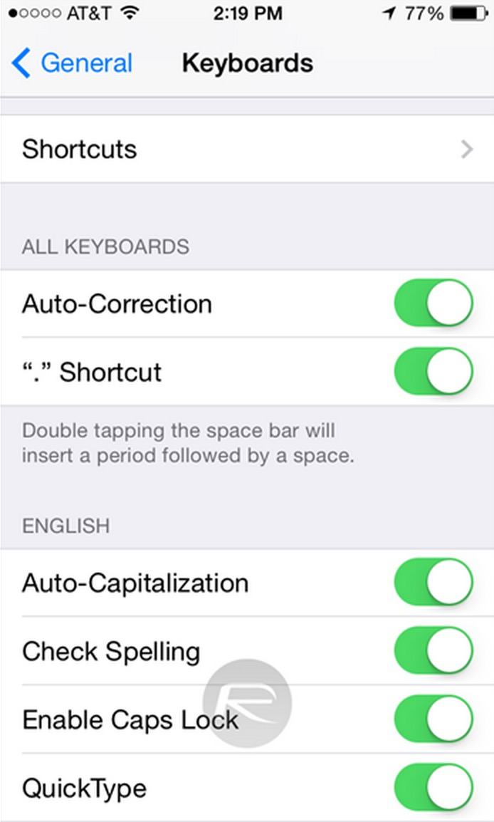 quicktype ios8b3