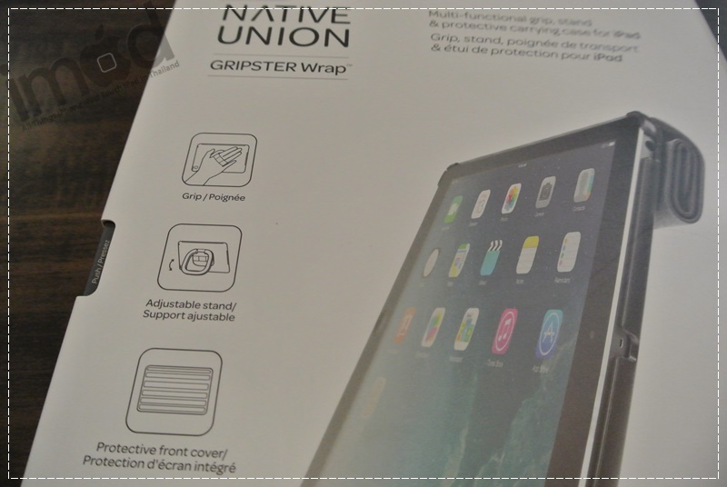 Native Union - Gripster Wrap for iPad Air (2)