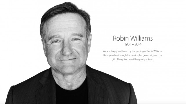 rip robin william