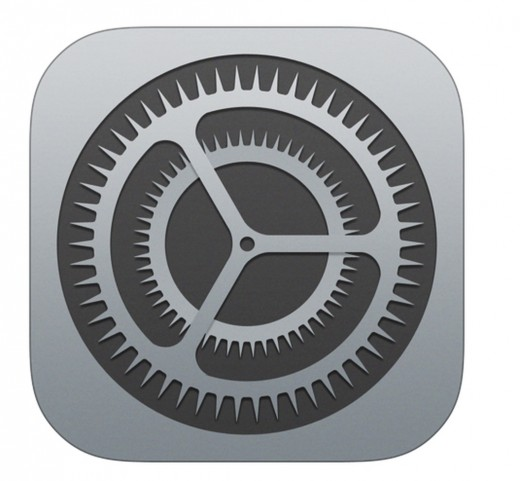 ios setting icon