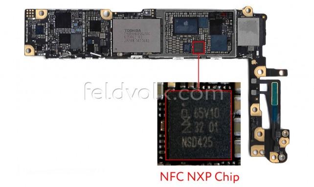 logic board iphone 6