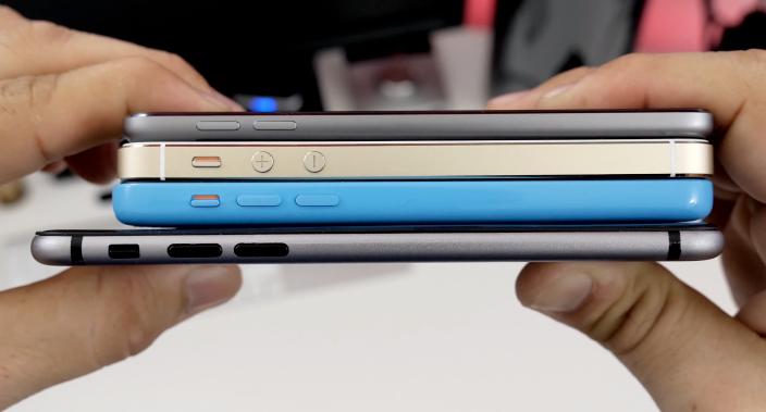 iPhone 6 - iPhone 5s - iPhone 5c