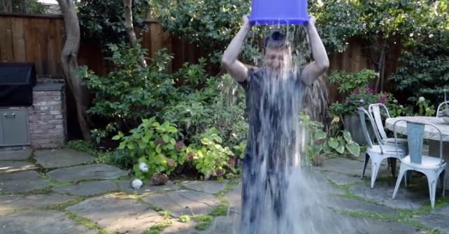 mark ice bucket