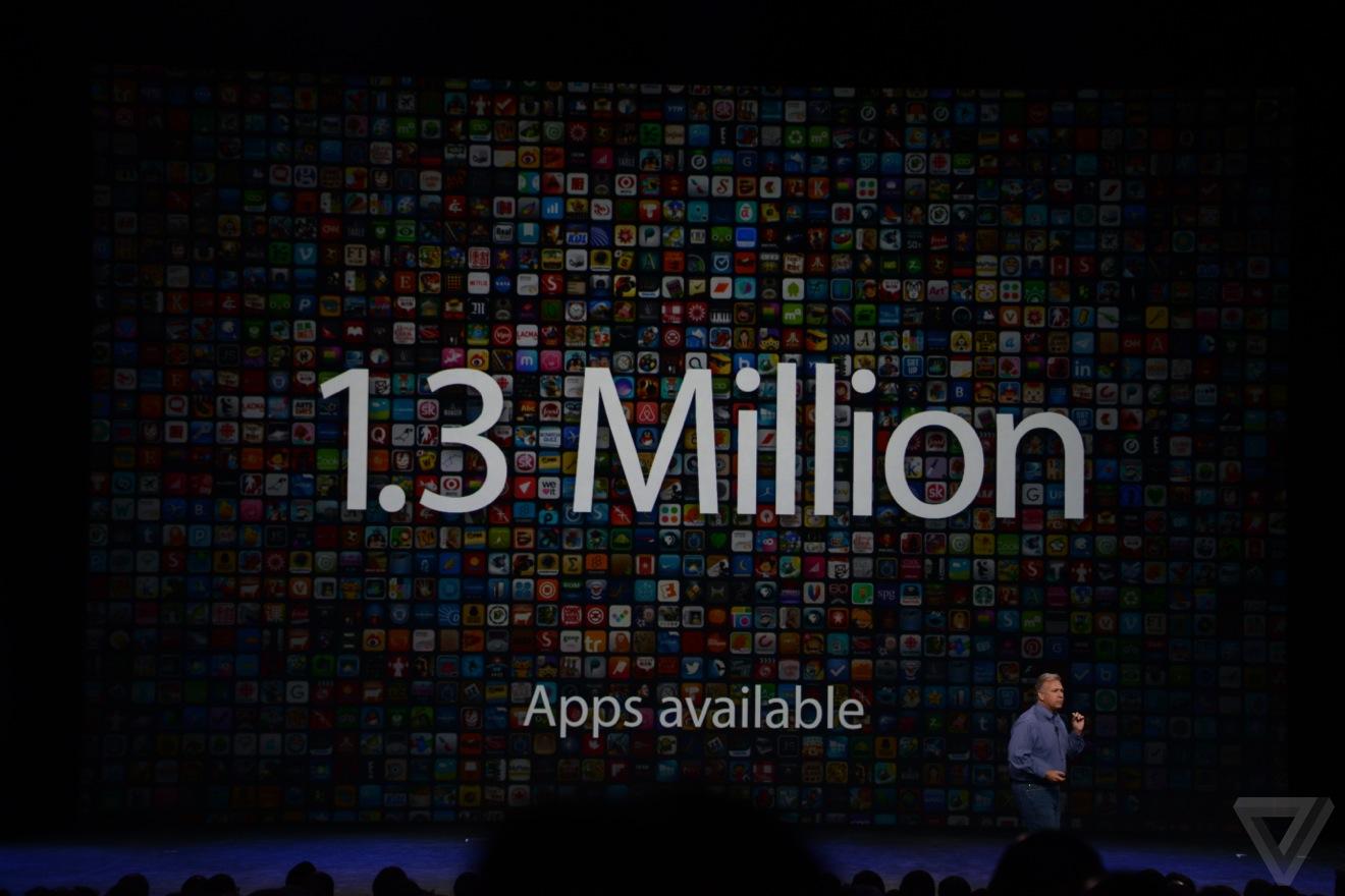 1.3million-apps