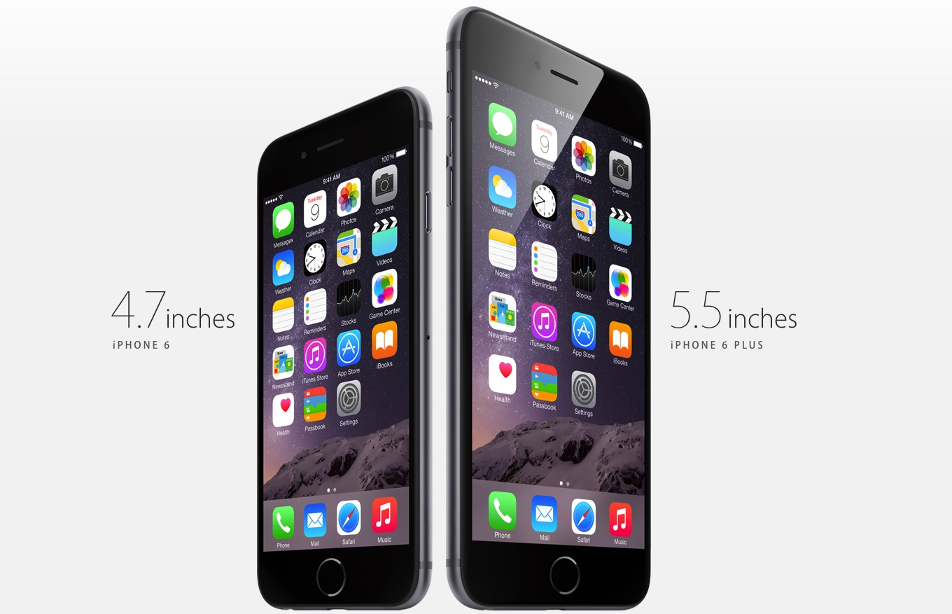 iPhone 6 iPhone 6 Plus Official