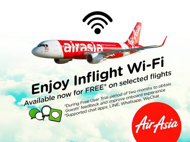 WiFi-AirAsia