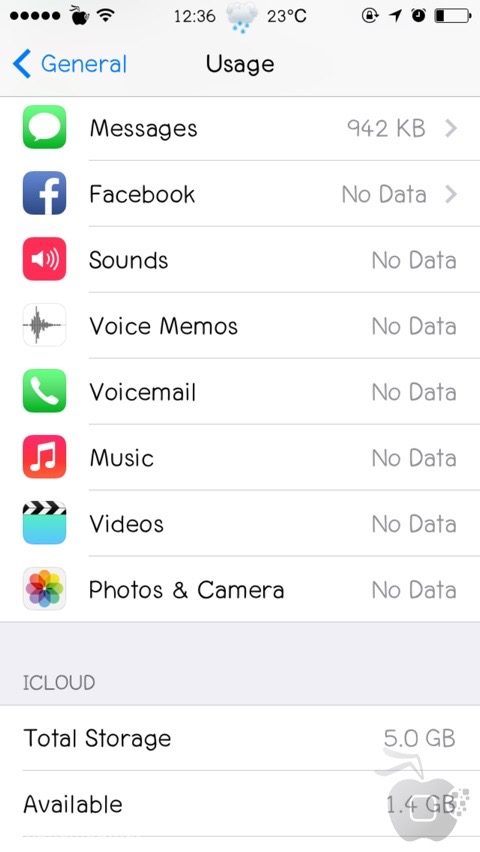 how to delete documents and data facebook app