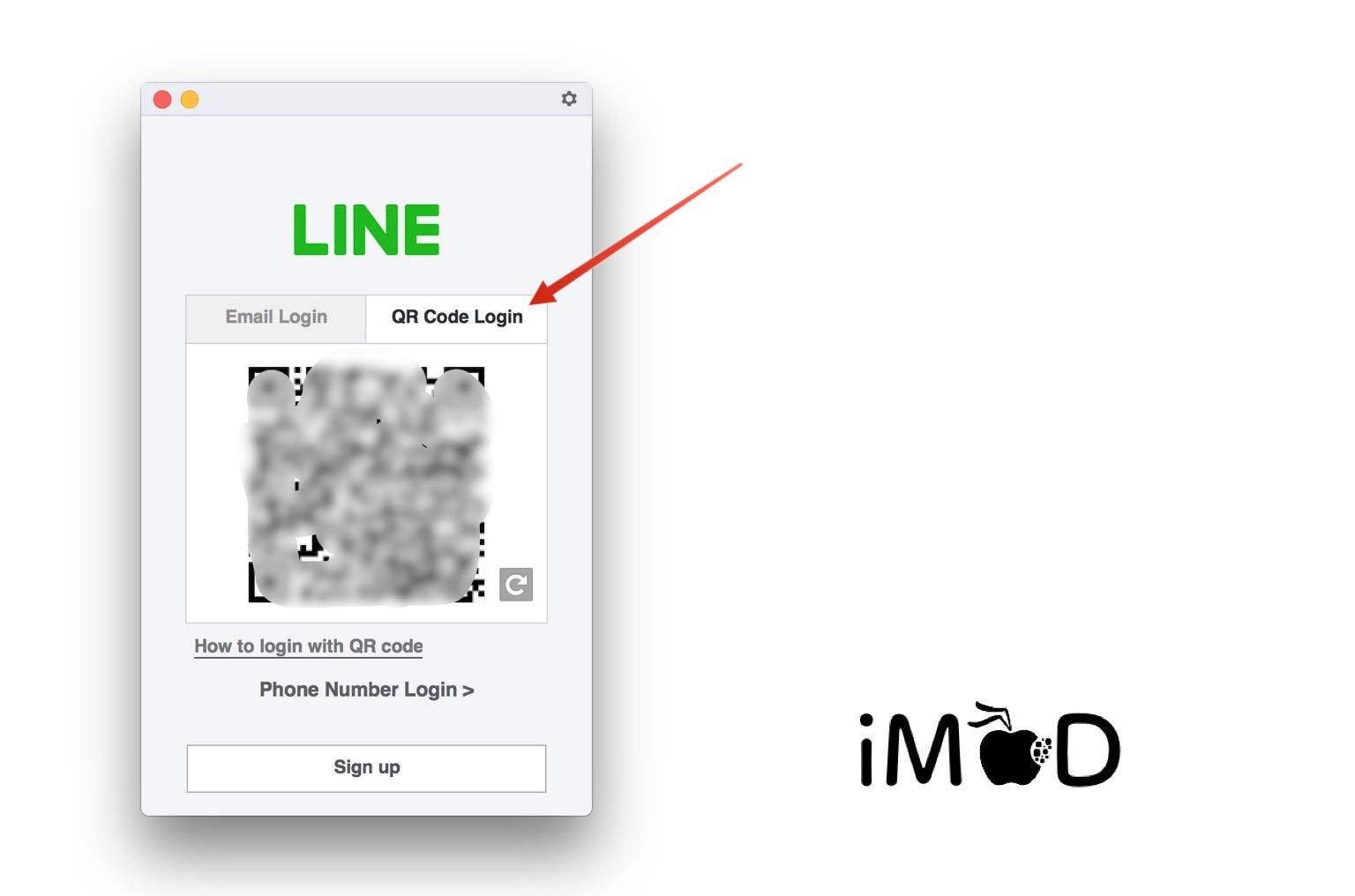 line-qr-code-login