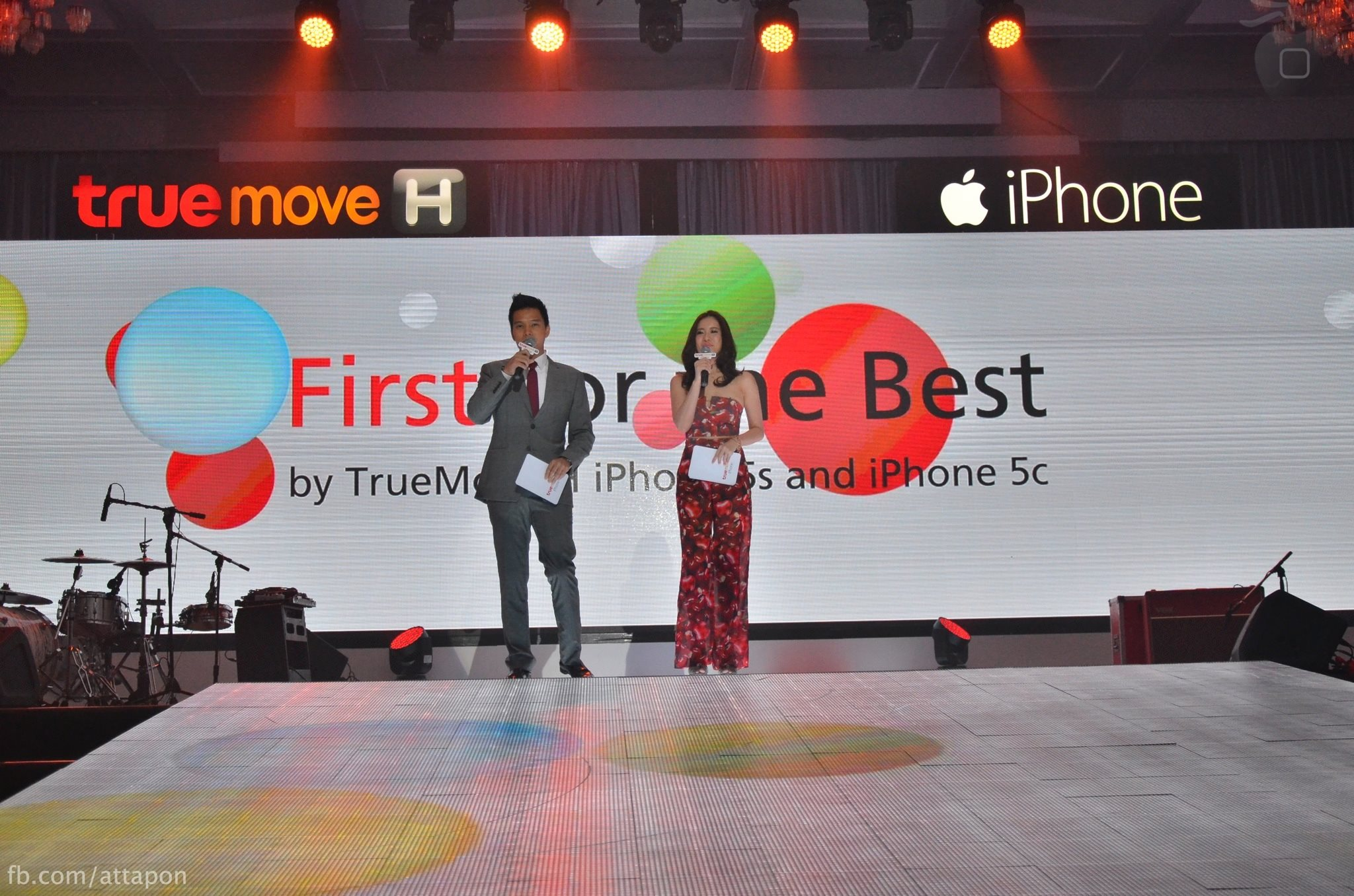 truemove h iphone 5s launch
