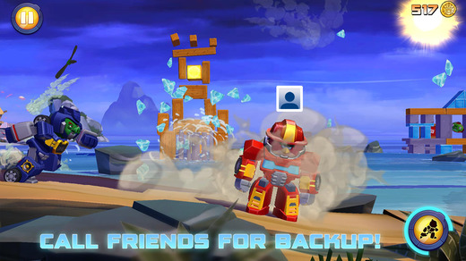 Angry Birds Transformers (4)
