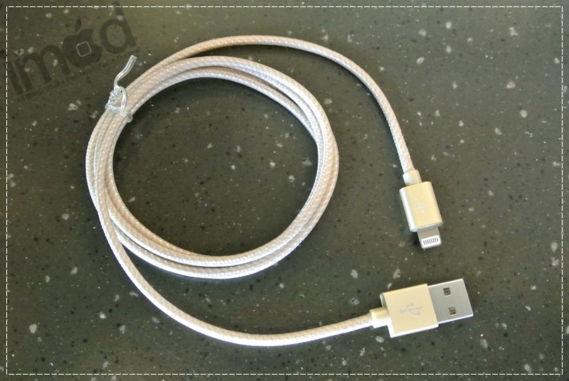 Belkin - Metallic Lightning to USB Cable (4)