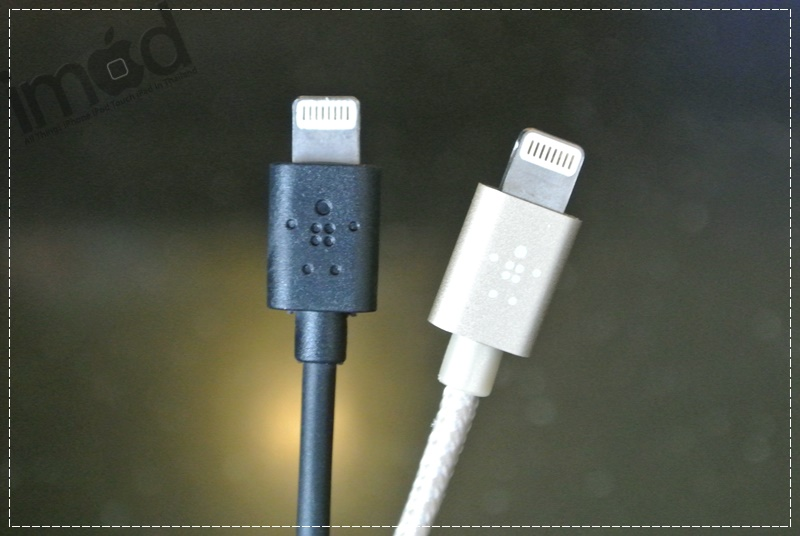 Belkin - Metallic Lightning to USB Cable (6)