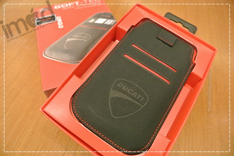 Element Case - Ducati Quick Draw Sleeve (3)