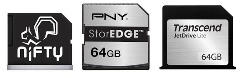 StorEDGE vs Transcend vs JetDrive Lite (2)