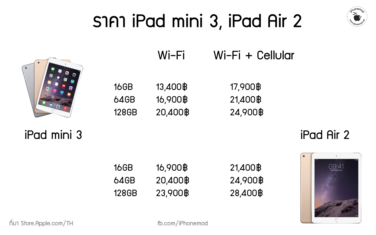 ipad-air2-mini3-price-thailand