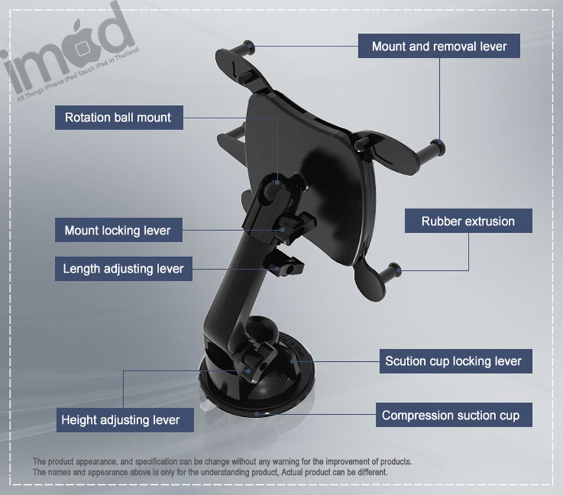 LOVIT - Car & Bike Mount for Smart Phone (10)