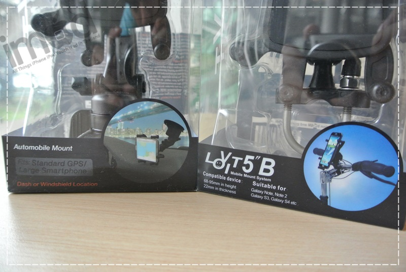 LOVIT - Car & Bike Mount for Smart Phone (3)