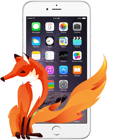 iphone-6-firefox