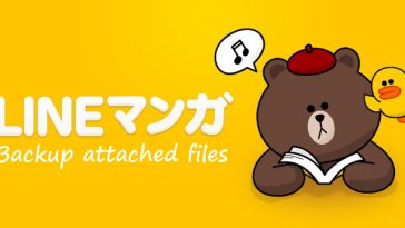 line-attached-files