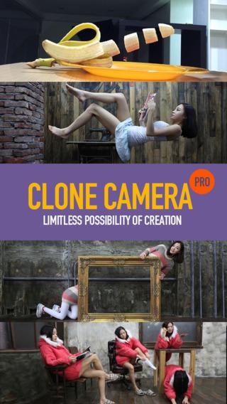 Clone Camera Pro 2