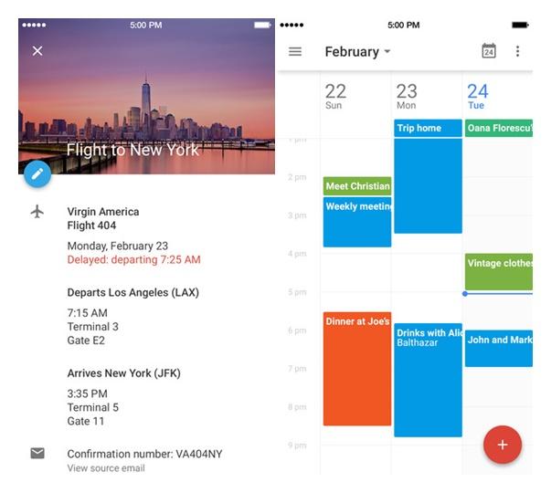Google Calendar - 2