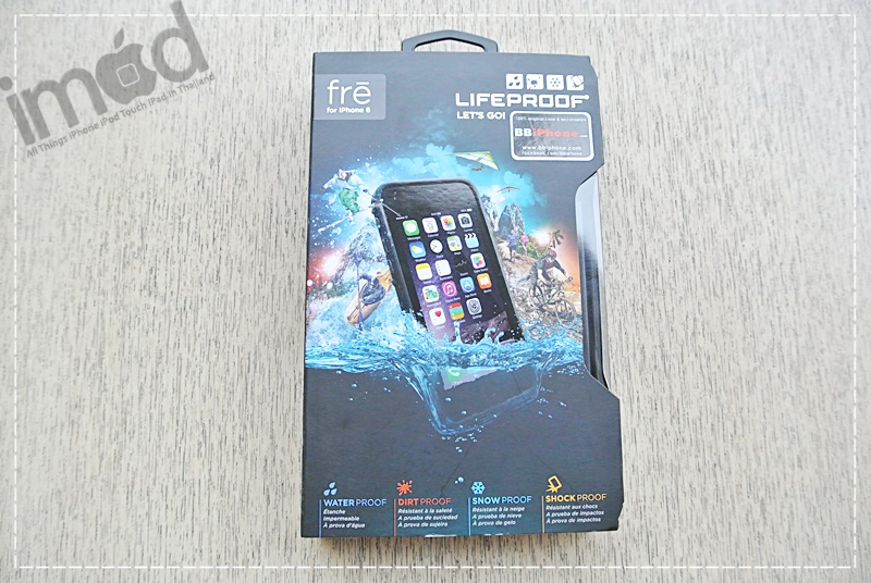 LifeProof frē for iPhone 6 (1)