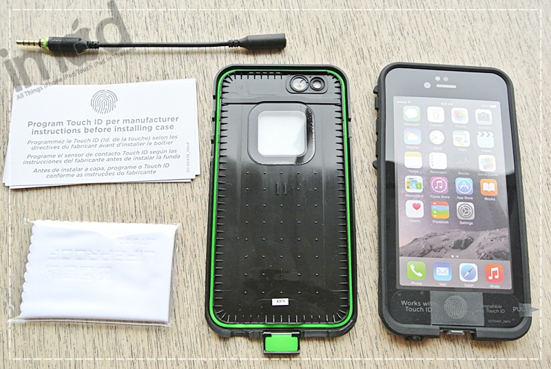 LifeProof frē for iPhone 6 (5)