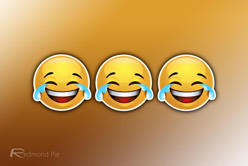 Emoji อาจใช้แทนสัญลักษณ์ #ร้องไห้หนักมาก