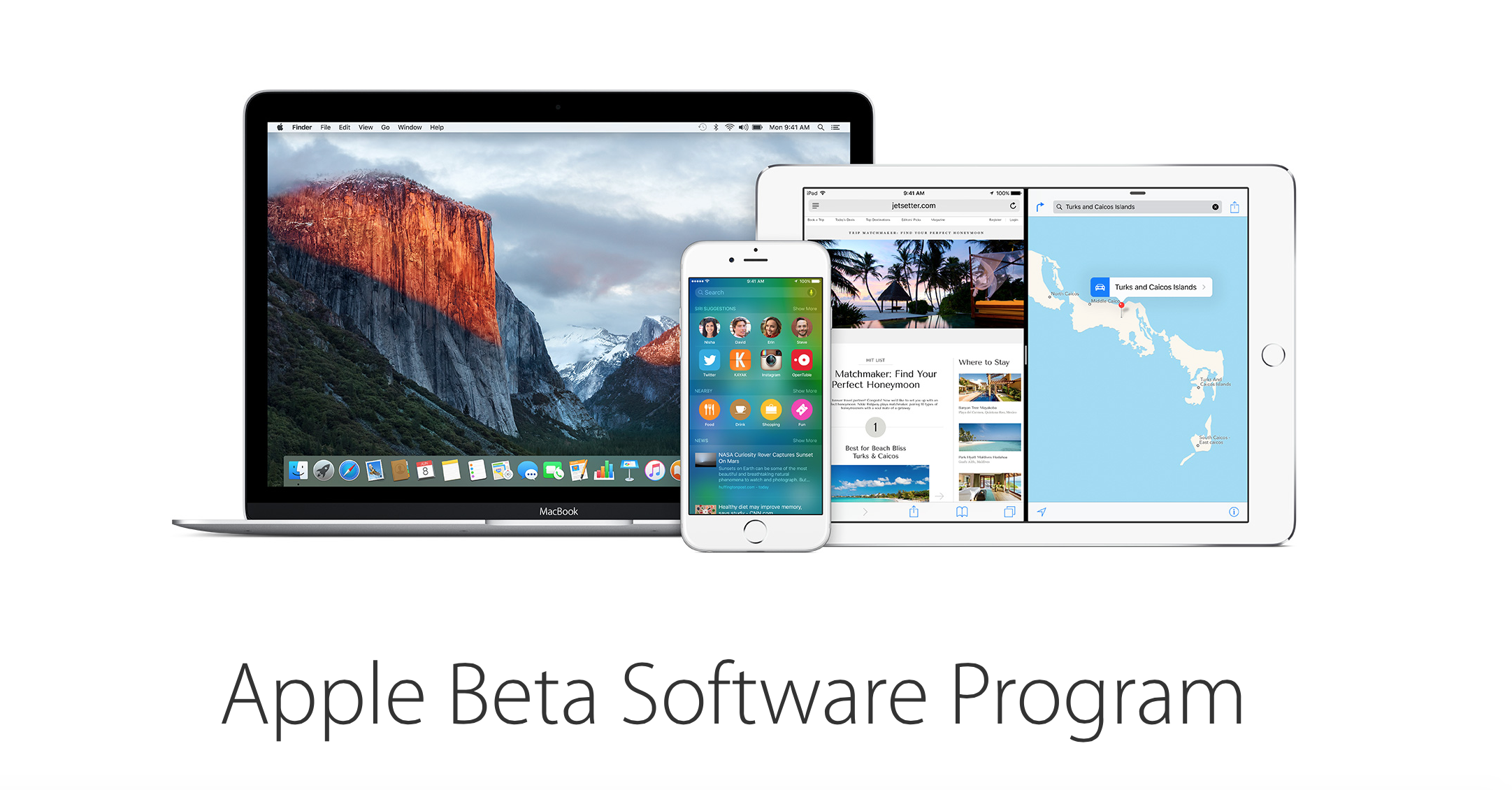 apple software program
